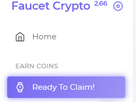 Ready To Claim faucetcrypto